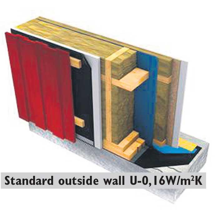 Timber Frame - Brickmore Construction